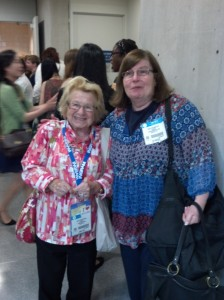 Dr. Ruth Westheimer and Me